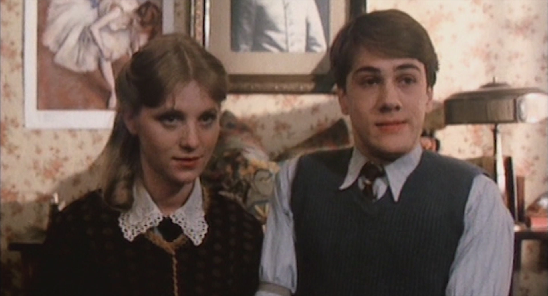 Esther Christinat (Edes neue Flamme), Christoph Waltz (Ede