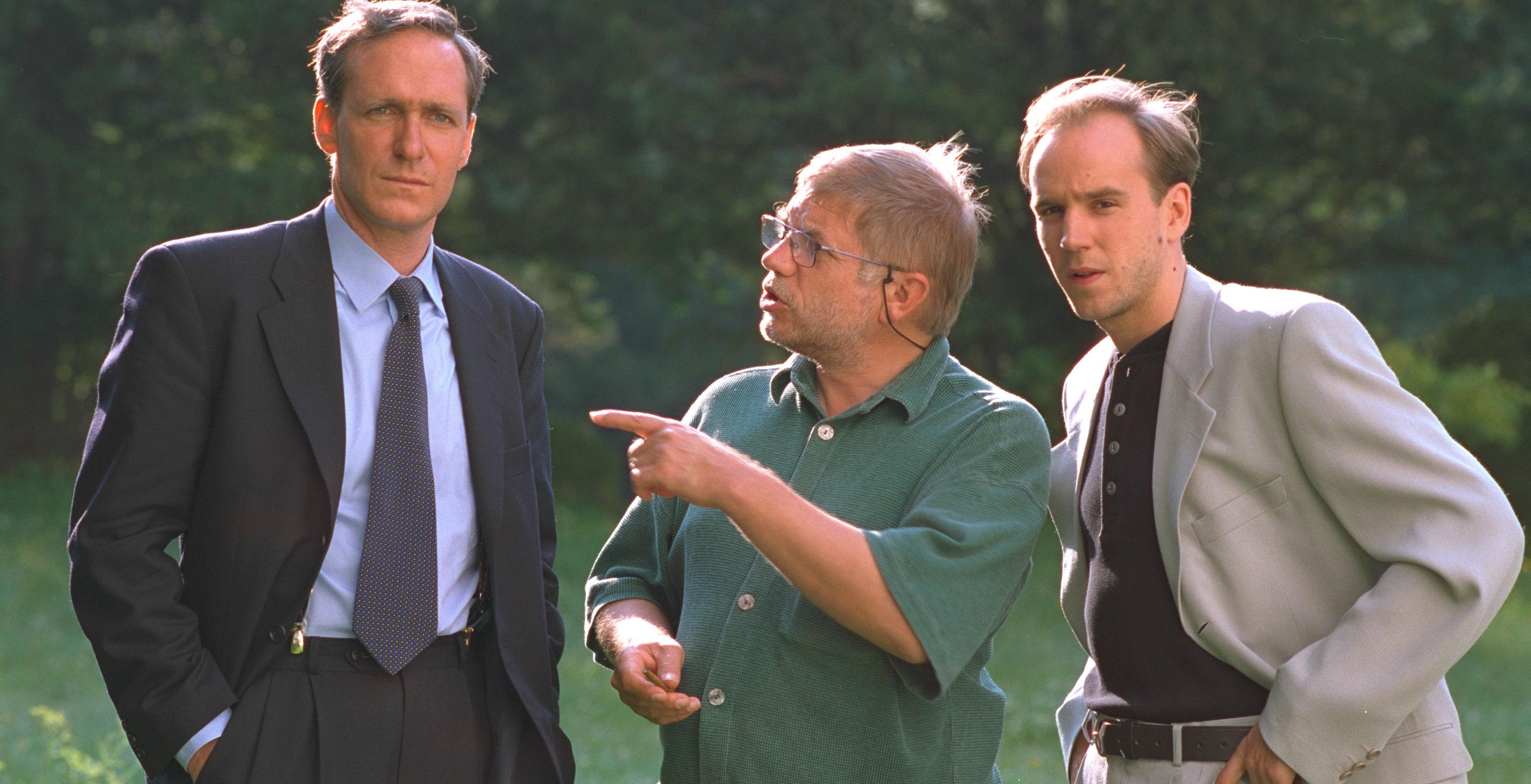 August Zirner (Wolfgang), Reinhard Schwabenitzky (Regie), Paul Herwig (Helge)