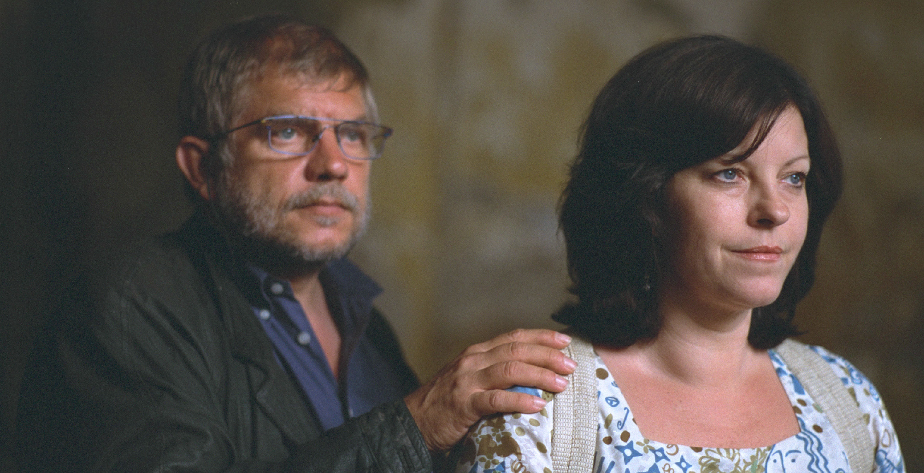 Reinhard Schwabenitzky (Regisseur), Elfi Eschke (Hannah)