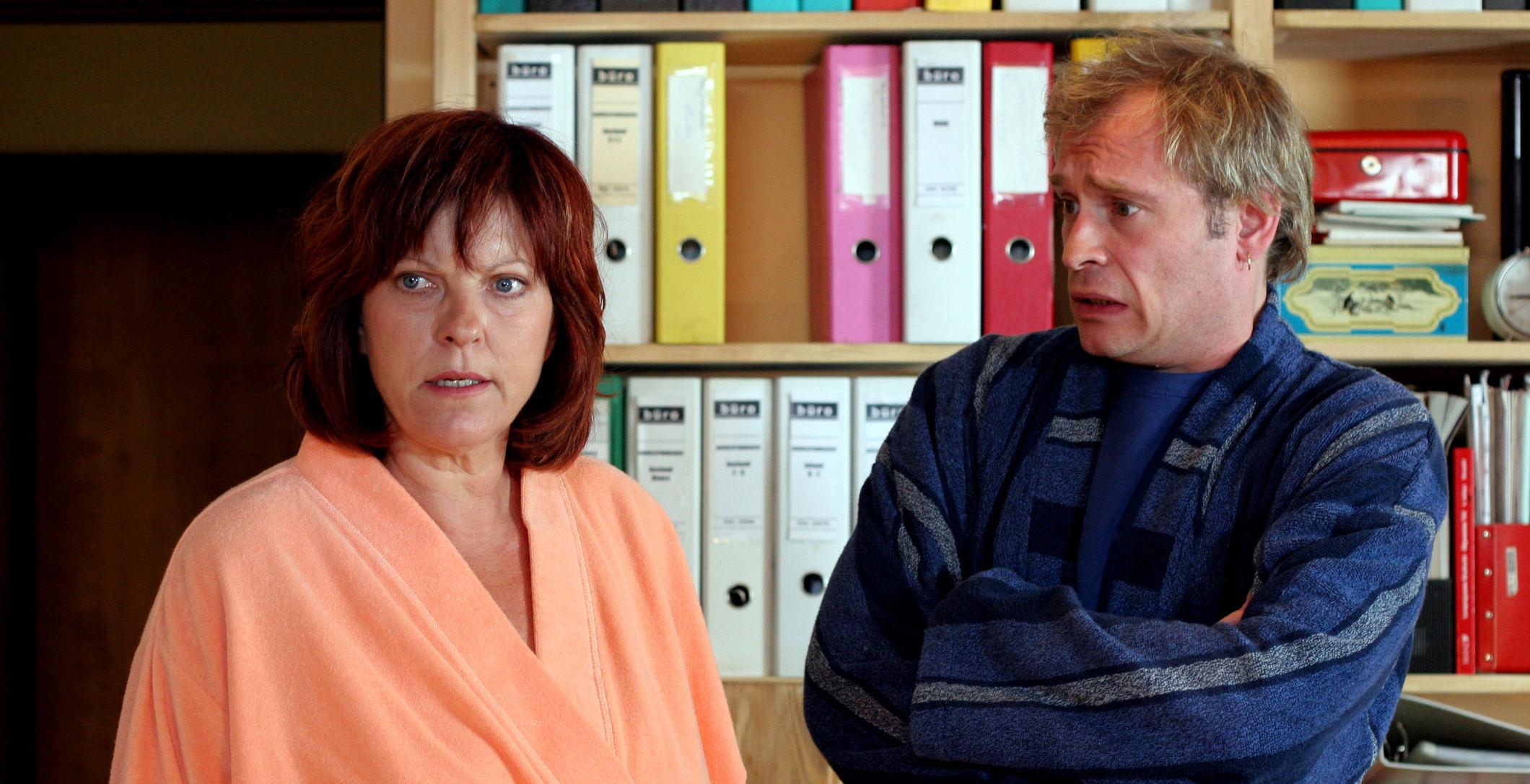 Elfi Eschke (Conny Herzog), Johannes Krisch (Rene Sandler)