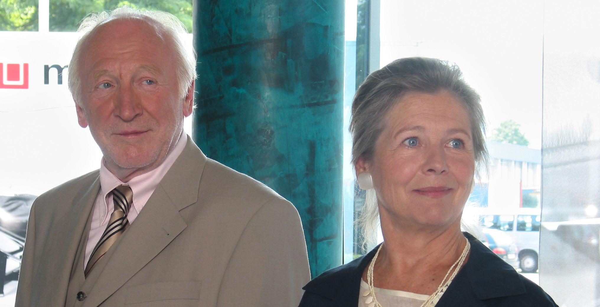 Paul (Karl Merkatz), Sandra (Helma Gautier)