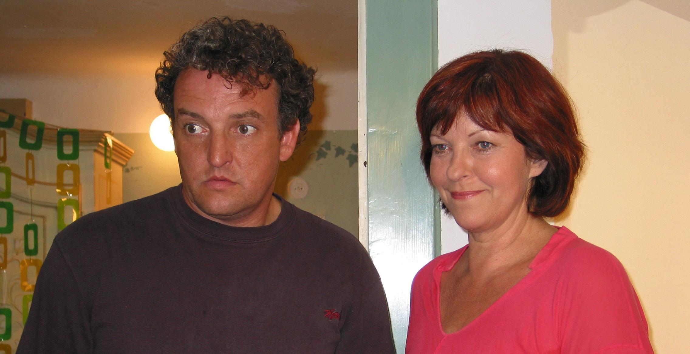 Freddy (Marco Rima), Conny (Elfi Eschke)