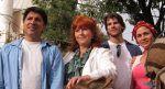 Haydar Zorlu (Seyfi Ülbül), Elfi Eschke (Sarah Horrowitz), Philip Leenders (James Horrowitz), Pinar Erincin (die türkische Braut)