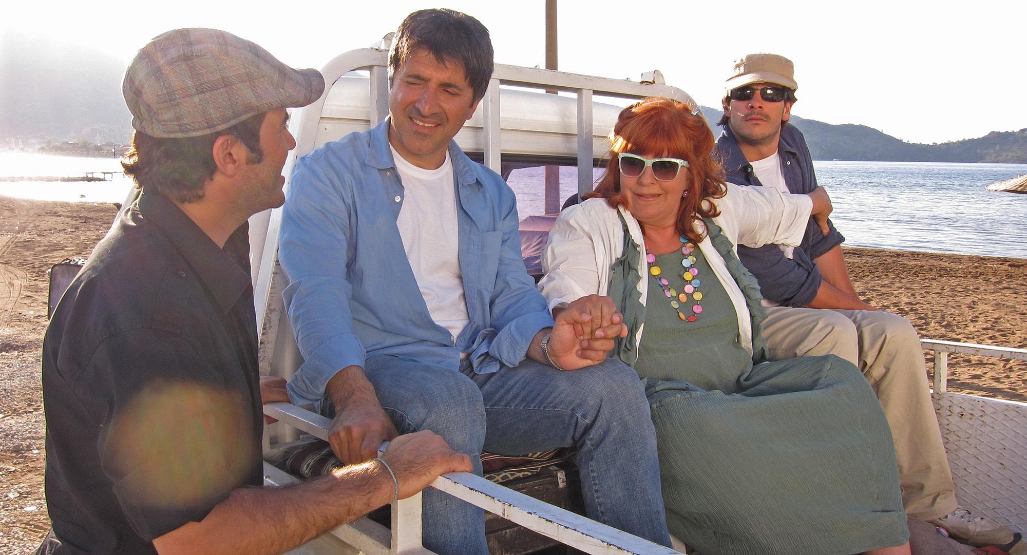 Mike Galeli (Haktan), Haydar Zorlu (Seyfi Ülbül), Elfi Eschke (Sarah Horrowitz),  Philip Leenders (James Horrowitz)