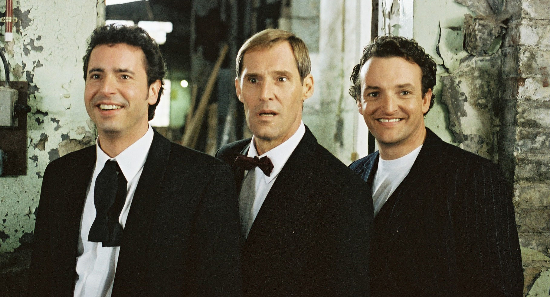 Nicholas Newman (Tony), Ben Cross (David Greenbaum), Marco Rima (Eddy)