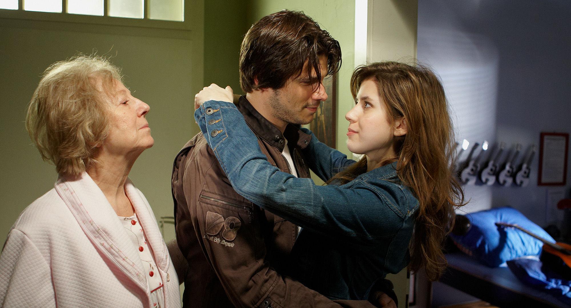Bibiane Zeller (Hilde Horrowitz), Philip Leenders (James Horrowitz), Nora Heschl (Judith Schnabel)