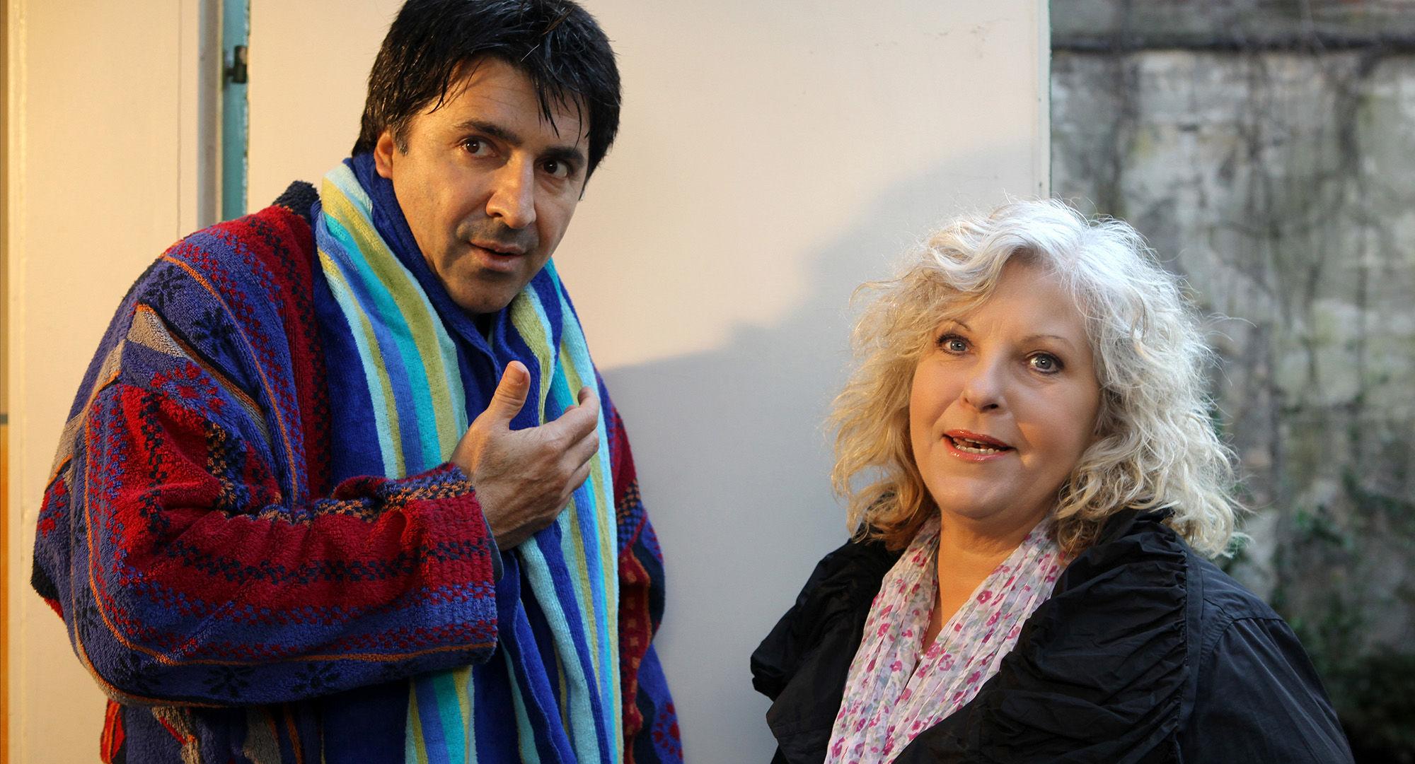 Elfi Eschke (Sarah Horrowitz), Haydar Zorlu (Seyfi Ülbül)
