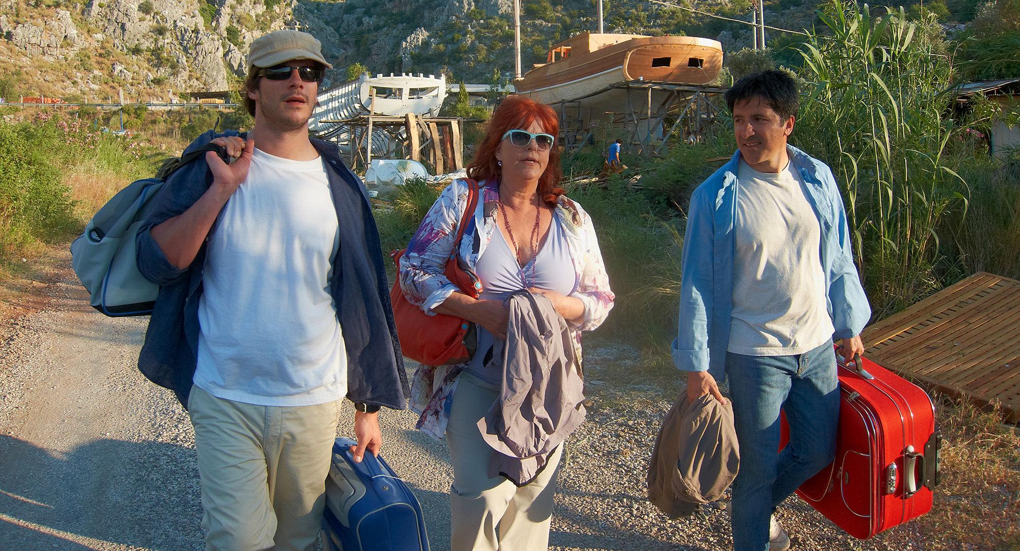 Philip Leenders (James Horrowitz), Elfi Eschke (Sarah Horrowitz), Haydar Zorlu (Seyfi Ülbül)