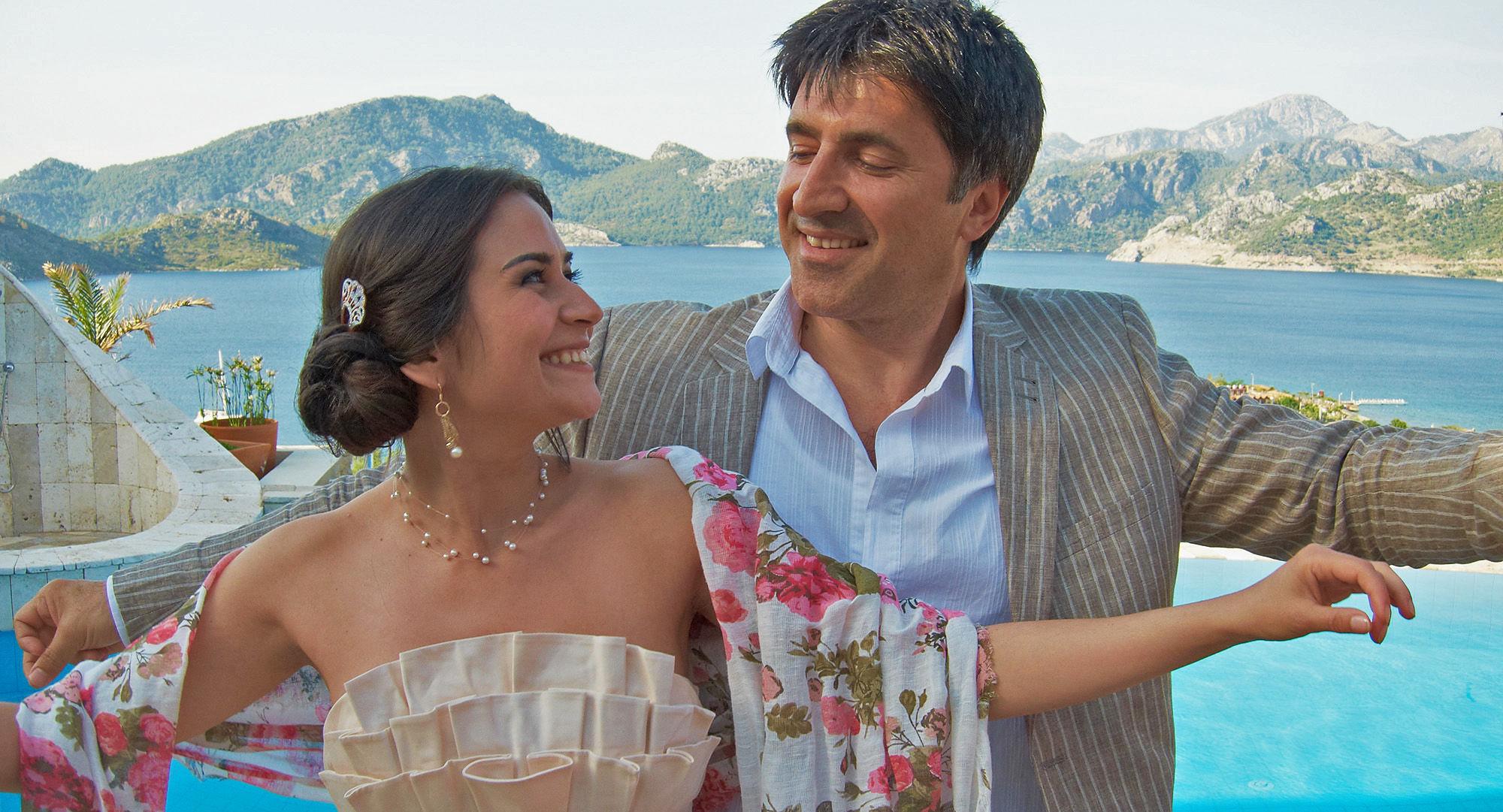Pinar Erincin (die türkische Braut), Haydar Zorlu (Seyfi Ülbül)