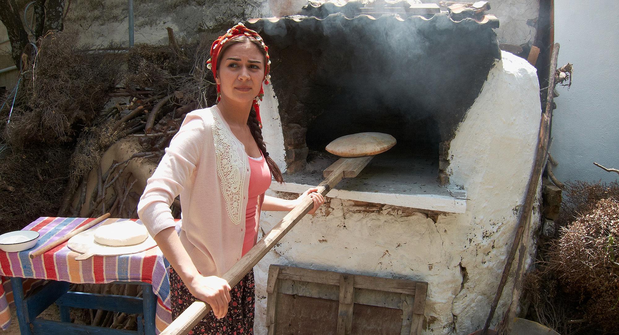 Pinar Erincin (die türkische Braut)