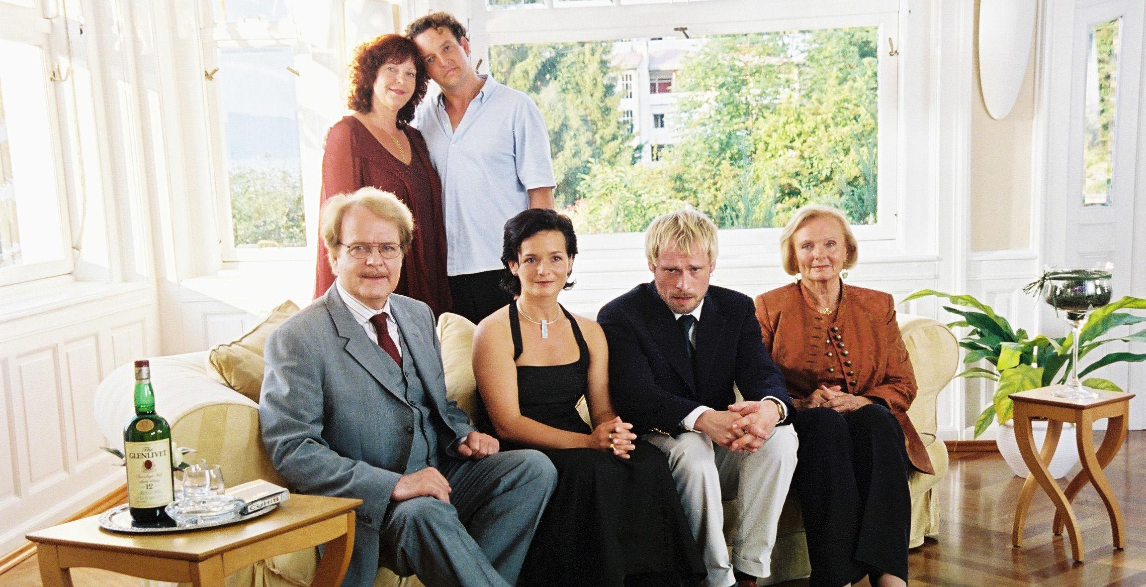 Albert (Peter Fricke), Conny (Elfi Eschke), Freddy (Marco Rima), Diana (Katharina Stemberger), Rene (Johannes Krisch), Jacqueline (Ruth Maria Kubitschek)