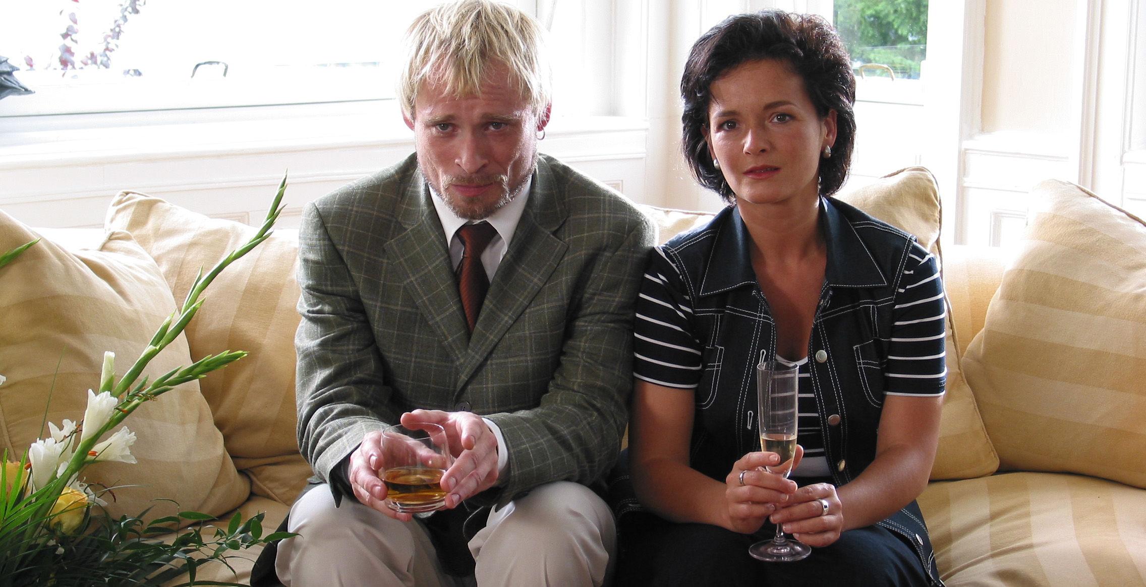 Rene (Johannes Krisch), Diana (Katharina Stemberger)