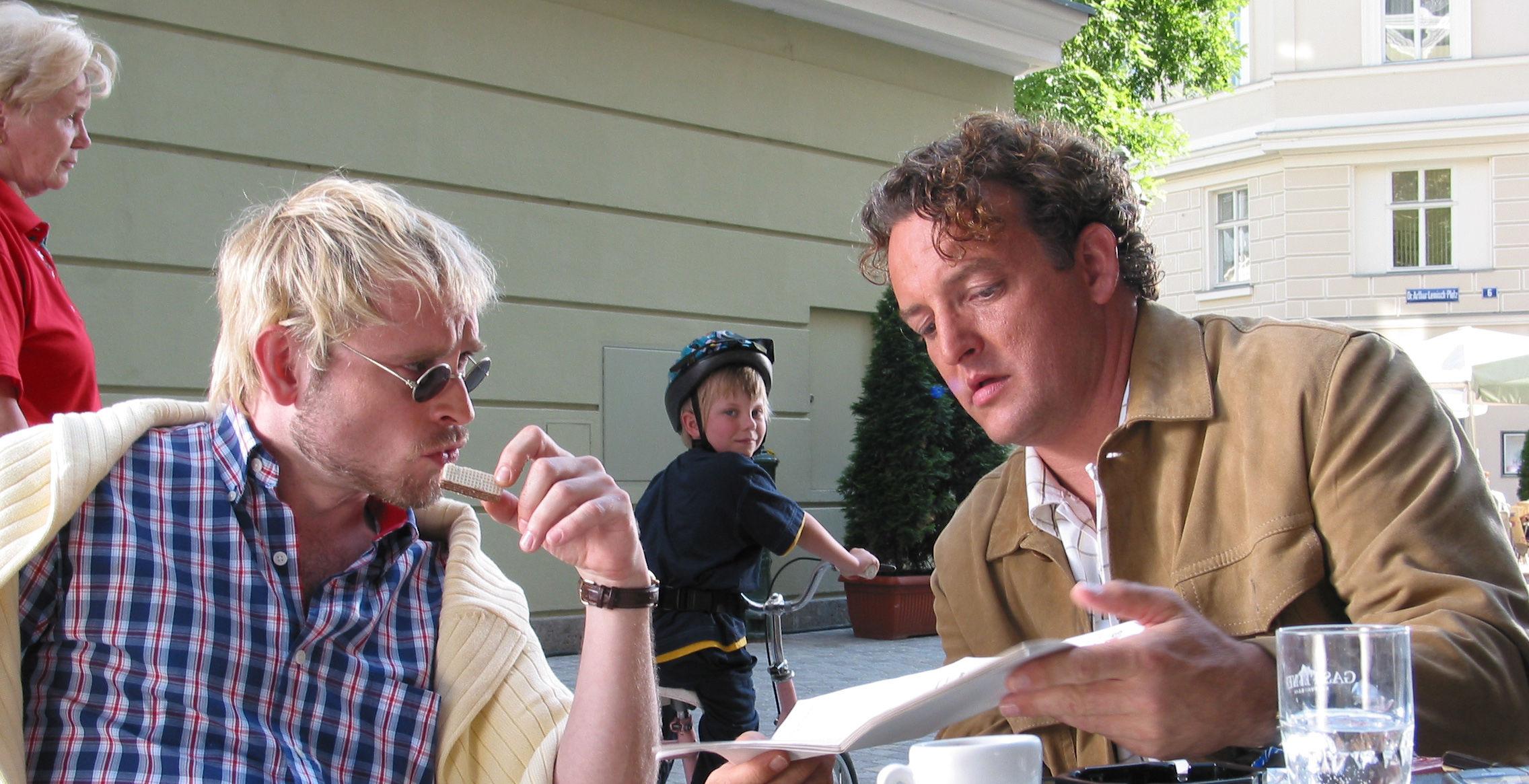 Rene (Johannes Krisch), Freddy (Marco Rima)