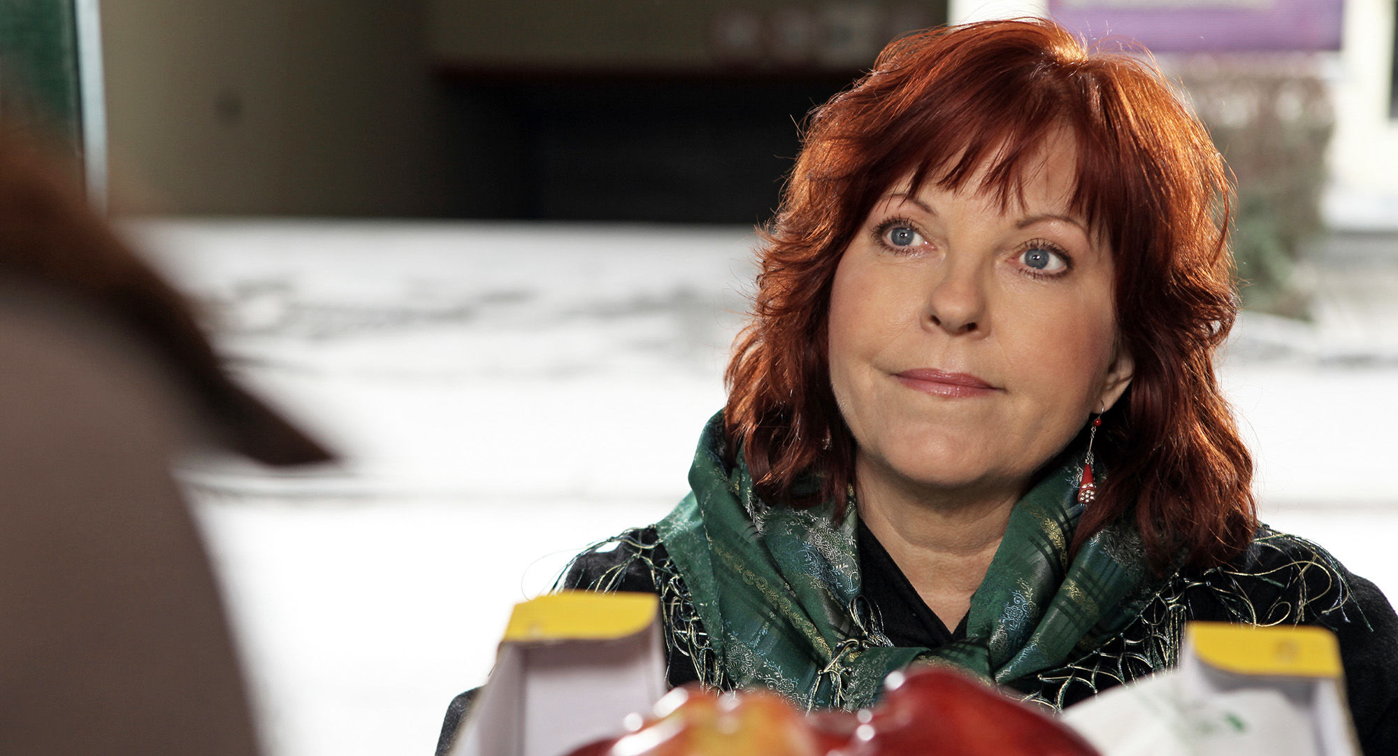 Elfi Eschke (Sarah Horrowitz)